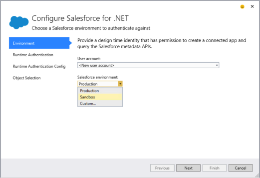 figure1 bqhogu Quickly Connect to Force.com from Visual Studio Using This New Connected Service Provider
