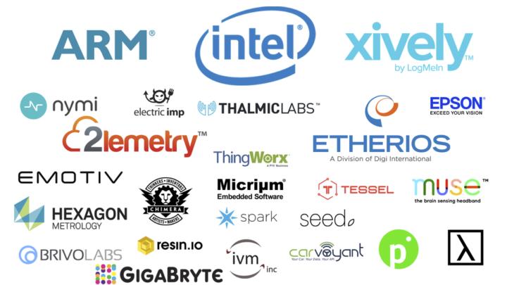 IotSponsors hfikpm Internet of Things at the Dreamforce 2014 Developer Zone – a Retrospective