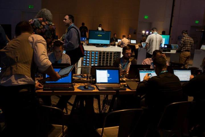 Workshop qqdtae Internet of Things at the Dreamforce 2014 Developer Zone – a Retrospective