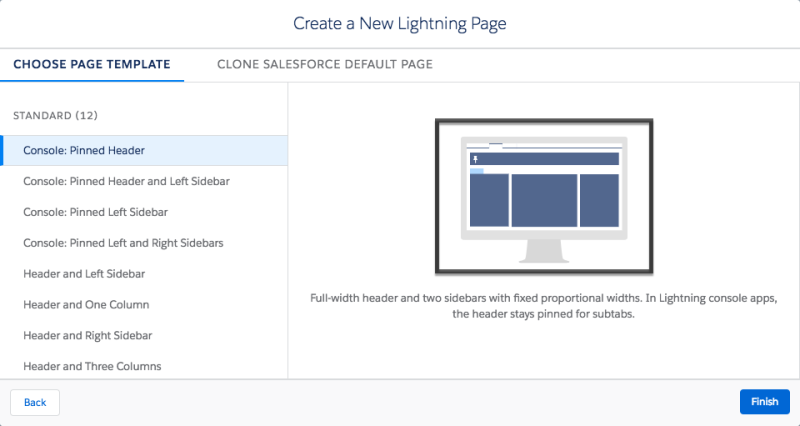 all about custom lightning page templates developer force blog