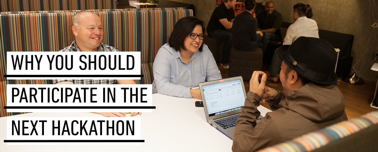 6 Reasons Why You Should Join the Next Hackathon