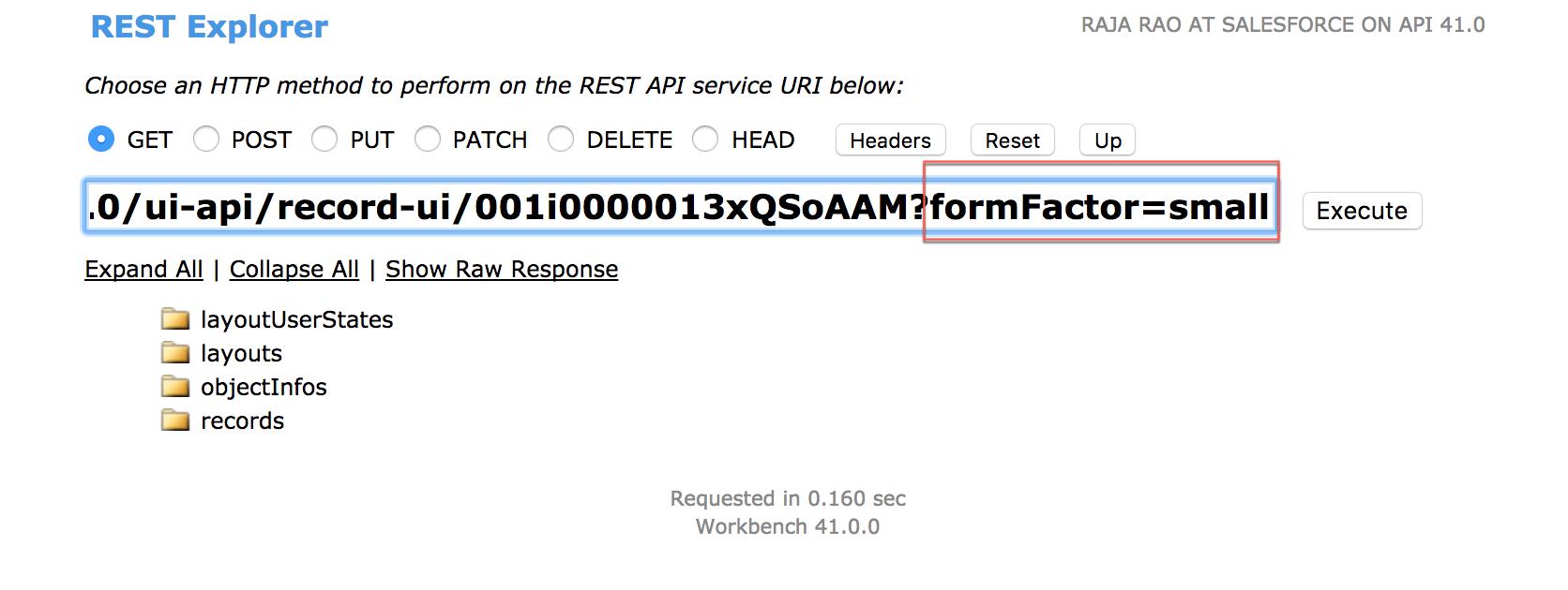 Introduction To The Salesforce Ui Api Developer Force Blog