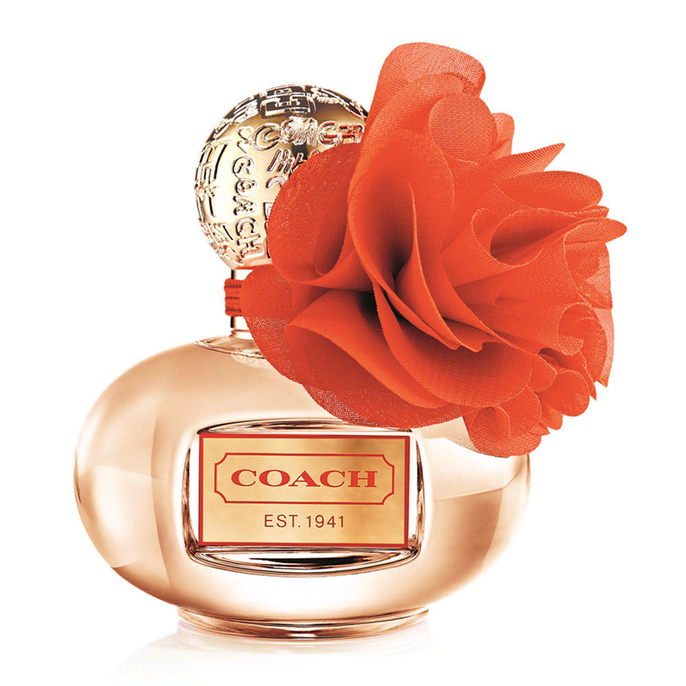 Coach Poppy Blossom Eau De Parfum 30ml Spray Myperfumesonline