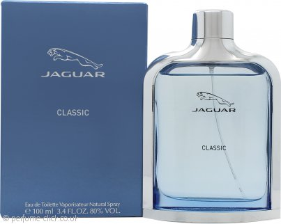 Jaguar Classic Red Gift Set 100ml Edt Usb Car Charger