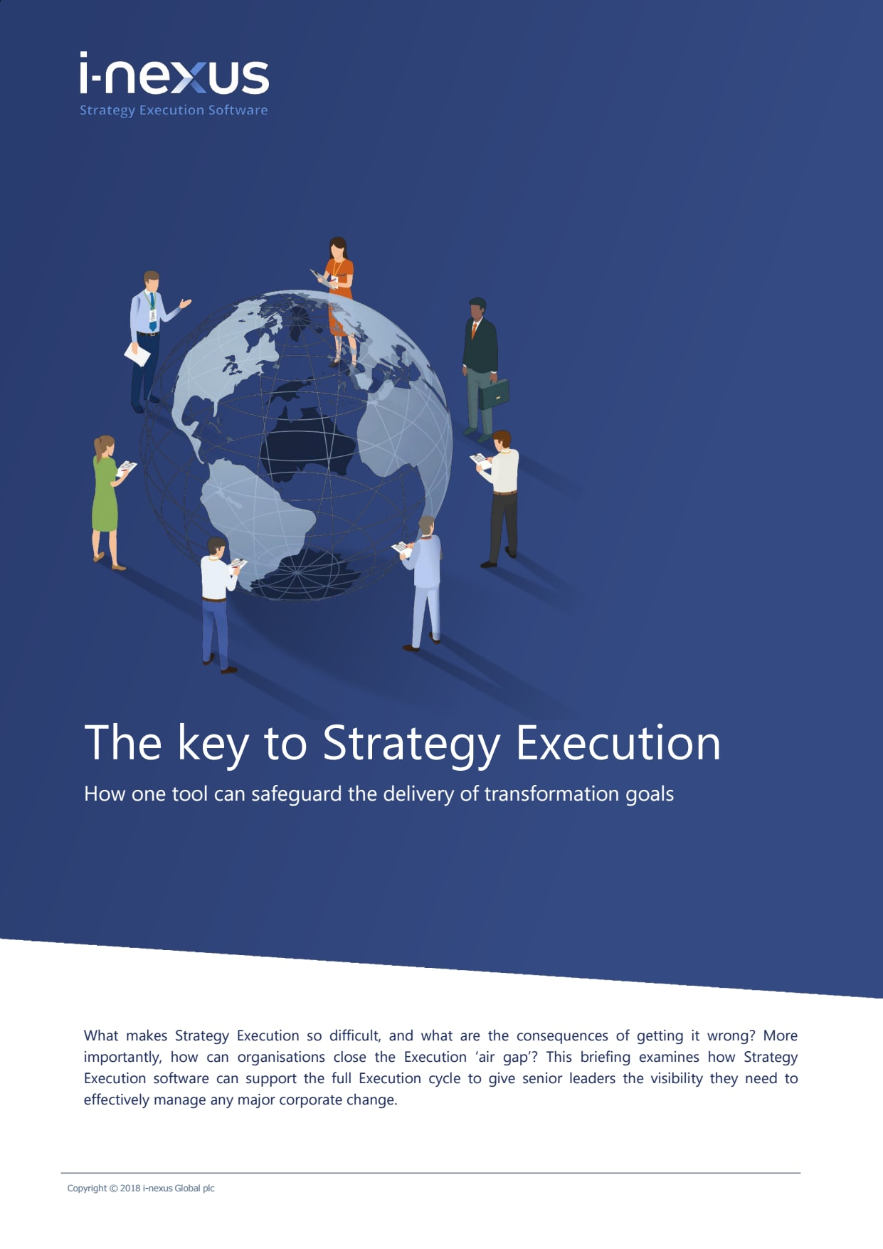 The key to strategy execution