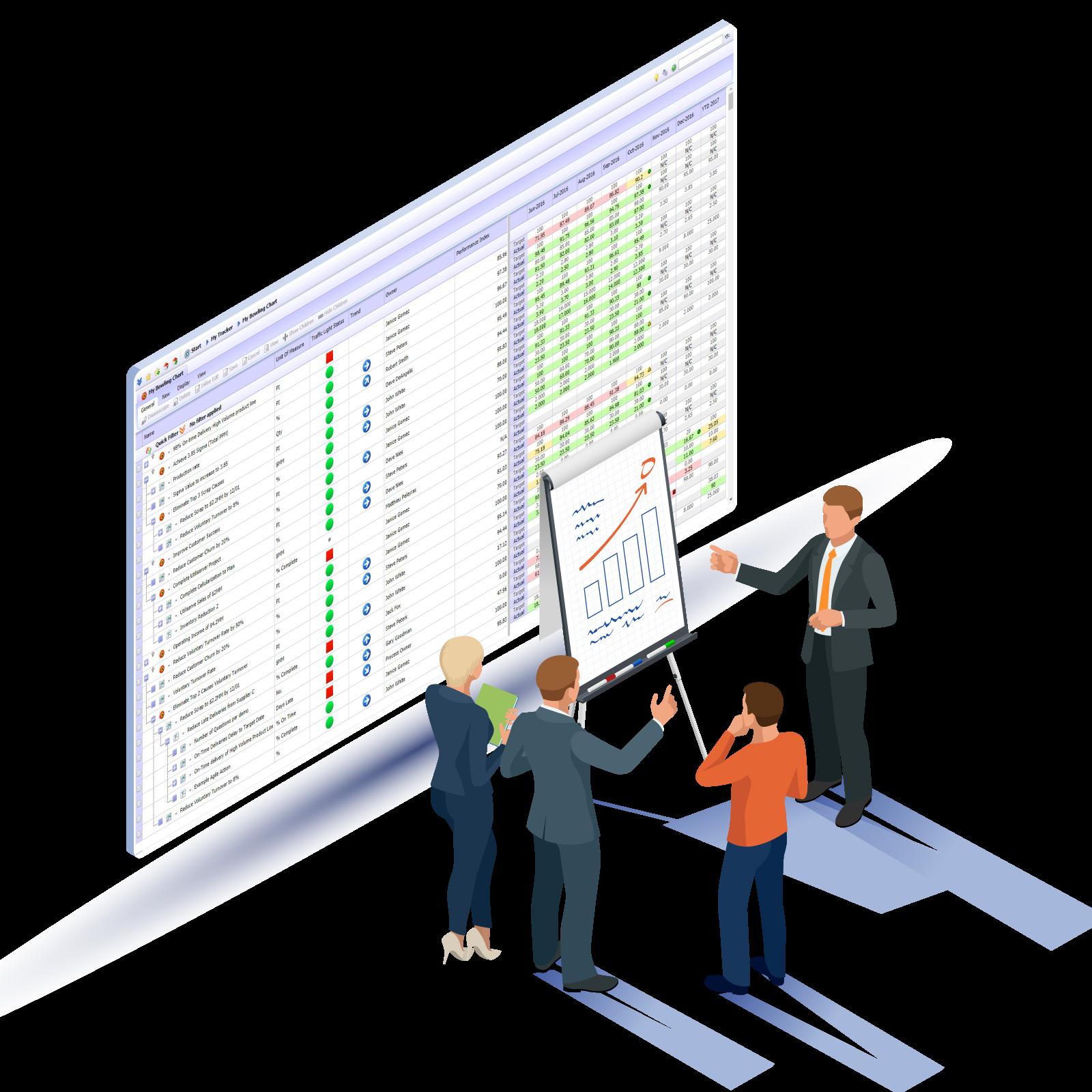 i-nexus Strategy Execution Services