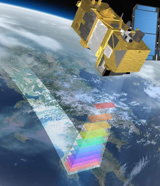 دور الاستشعار عن بعد وتحليل الصور الفضائية في حماية البيئة والحدّ من الكوارث الطبيعية