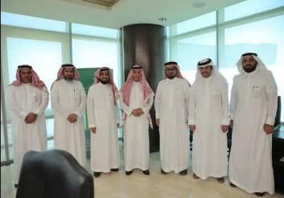 مجلس الجمعيات التعاونية يلتقى وزير العمل ومحافظ مؤسسة الحبوب ووكيل وزارة البيئة