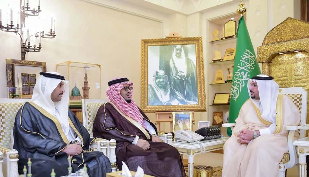 الأمير فيصل بن مشعل يثمن الجهود التي تبذلها الجمعيات التعاونية