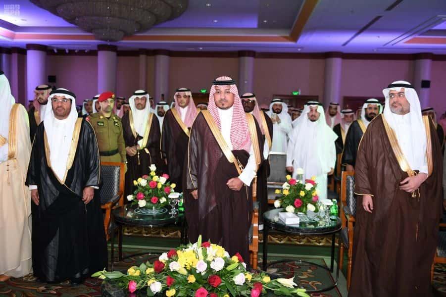 الأمير منصور بن مقرن يرعى احتفال الجمعية التعاونية لمنتجي الدواجن بعسير