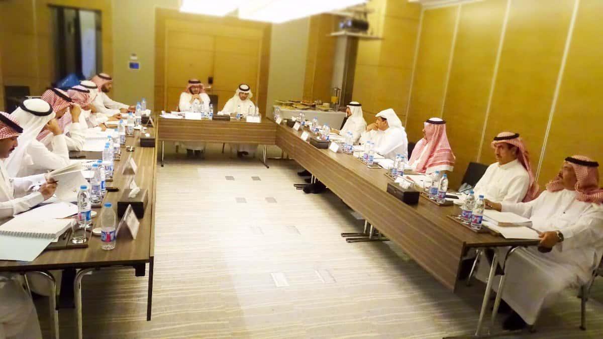مجلس الإدارة يجتمع ويتخذ عدد من القرارات