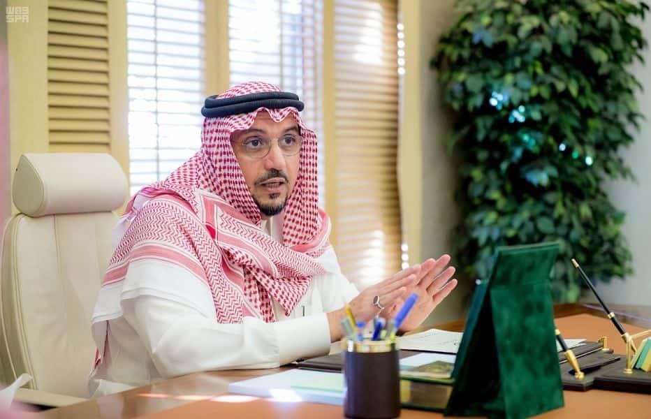 أمير القصيم يترأس اجتماع الجمعيات التعاونية بالمنطقة