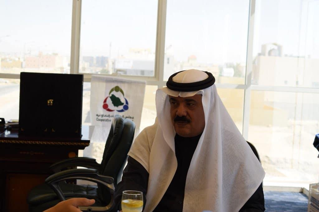 رئيس مجلس الإدارة يلتقي بالدكتور عبدالله الفوزان