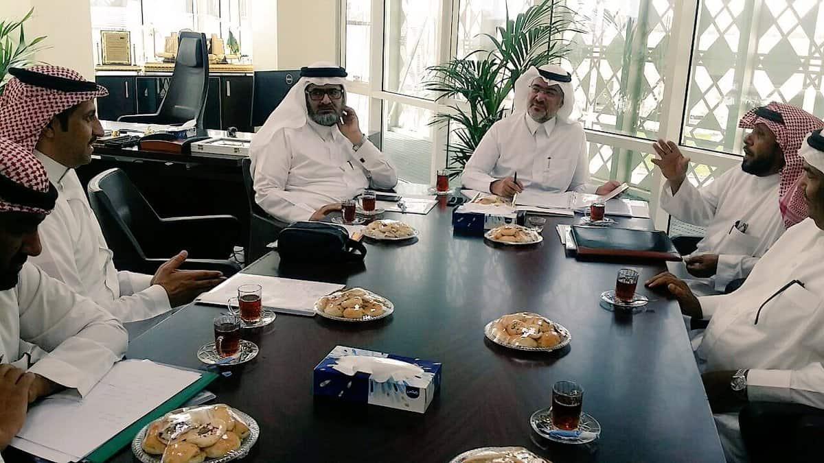 وكيل وزارة الزراعة ورئيس مجلس الجمعيات يلتقون بمزراعي ومنتجي البطاطس