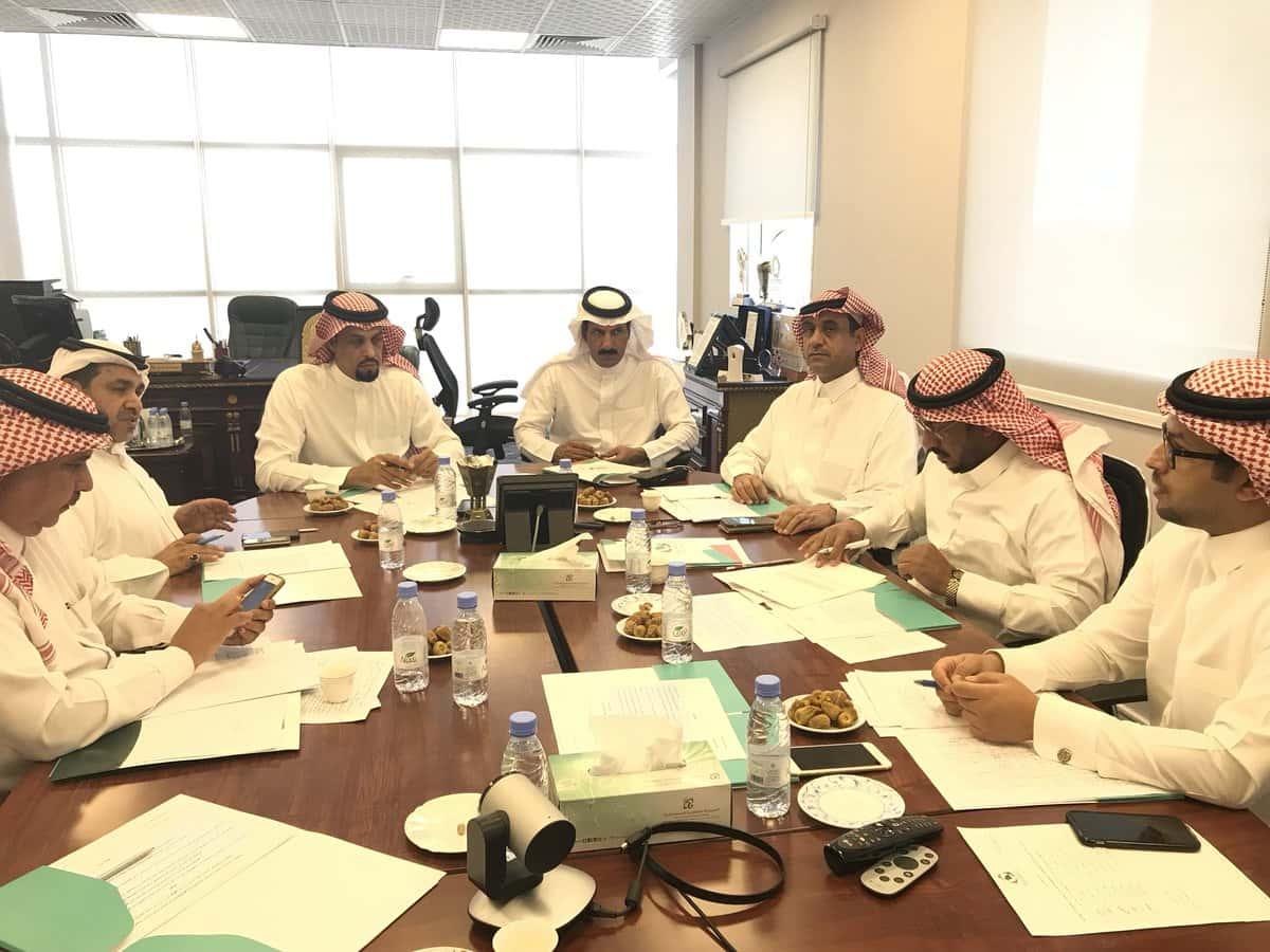 اجتماع لجنة الجمعيات الاستهلاكية (الخامس)