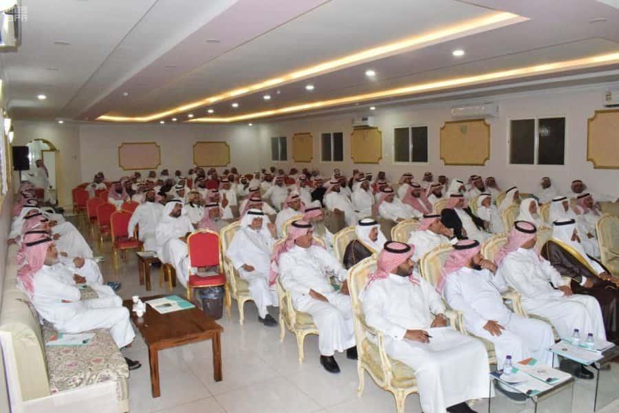 إنشاء جمعية تعاونية للتسويق الزراعي في مركز الشعف بعسير
