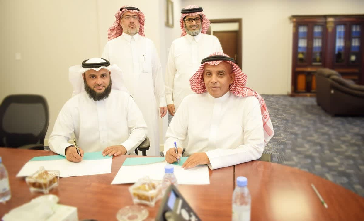 توقيع اتفاقية تعاون مشترك بين جمعية الصيادين التعاونية بينبع والإدارة العامة للثروة السمكية بوزارة الزراعة