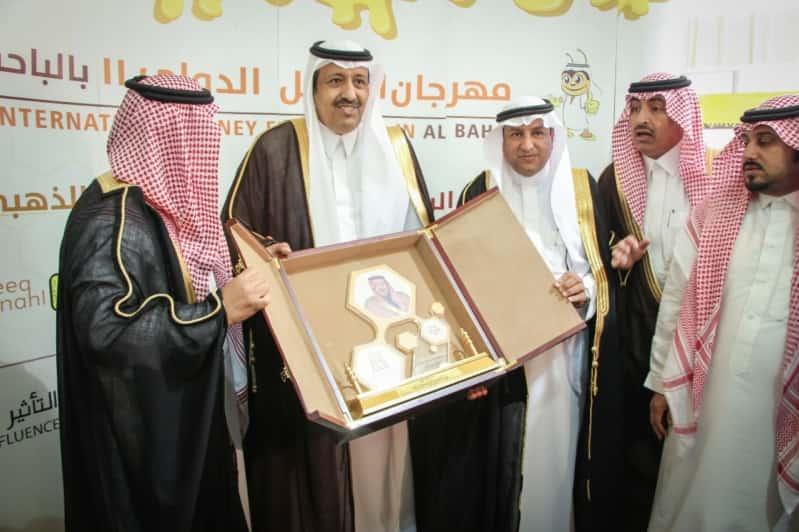 تنظمه جمعية النحالين التعاونية ... أمير الباحة يفتتح مهرجان العسل الدولي