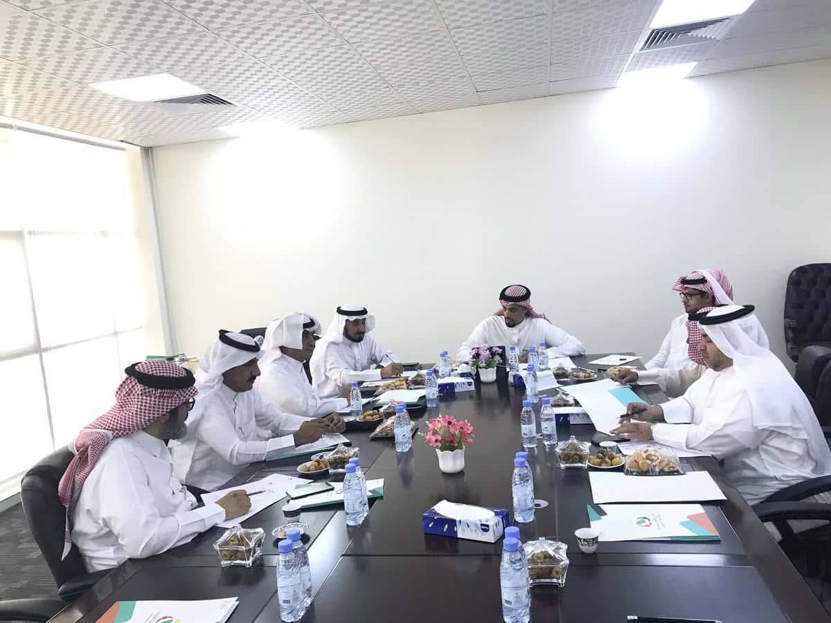 لجنة الجمعيات الاستهلاكية تعقد اجتماعها السادس