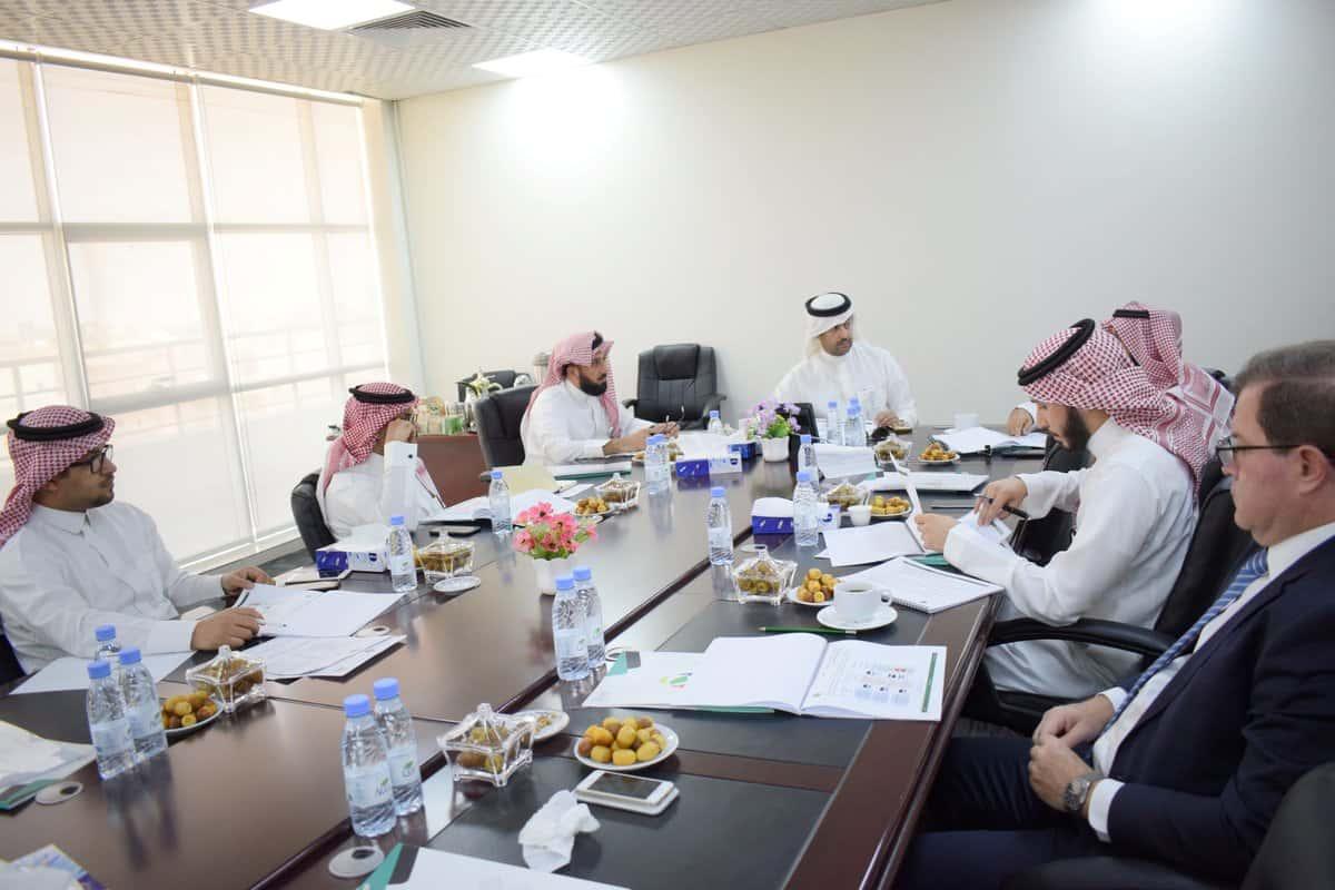 الاجتماع السابع للجنة الاستشارية لاستراتيجية دعم وتحسين اداء الجمعيات التعاونية الزراعية