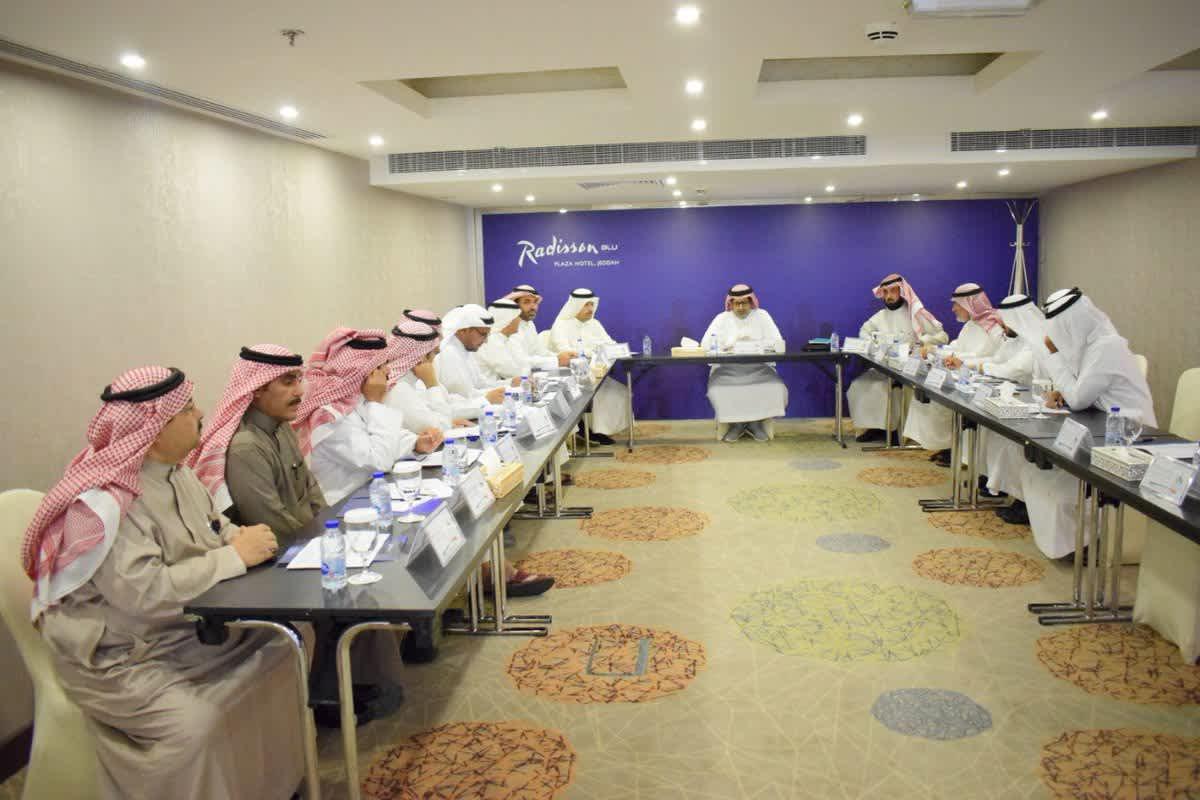 اجتماع مجلس الإدارة الثامن
