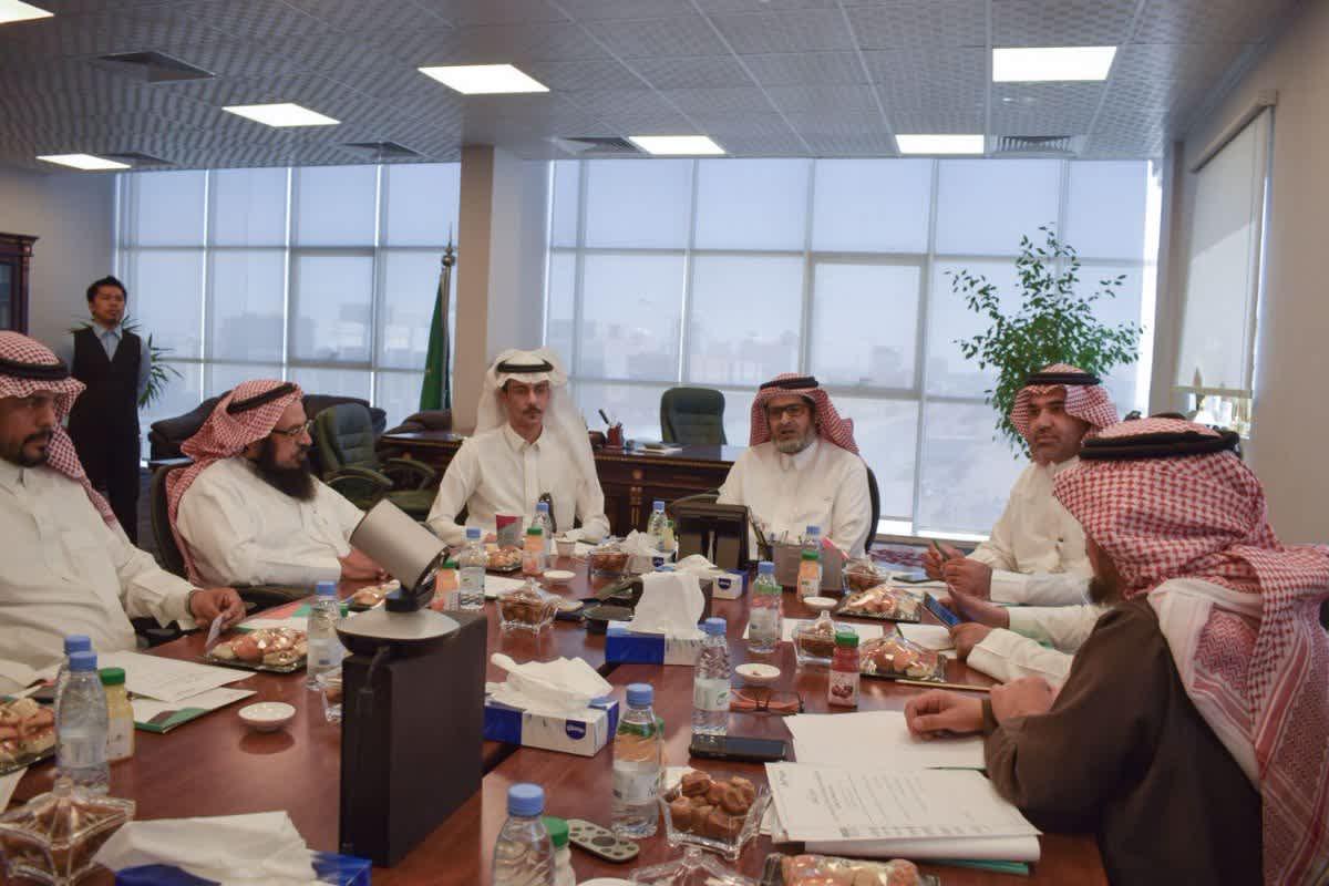 """رئيس """"المجلس""""يجتمع بأعضاء لجنة الزراعة والأمن الغذائي"""