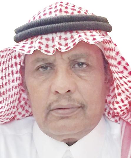 الأستاذ / عبدالله بن محمد المبارك