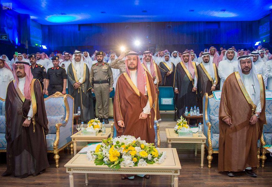 نائب أمير القصيم يدشن ملتقى الجمعيات التعاونية