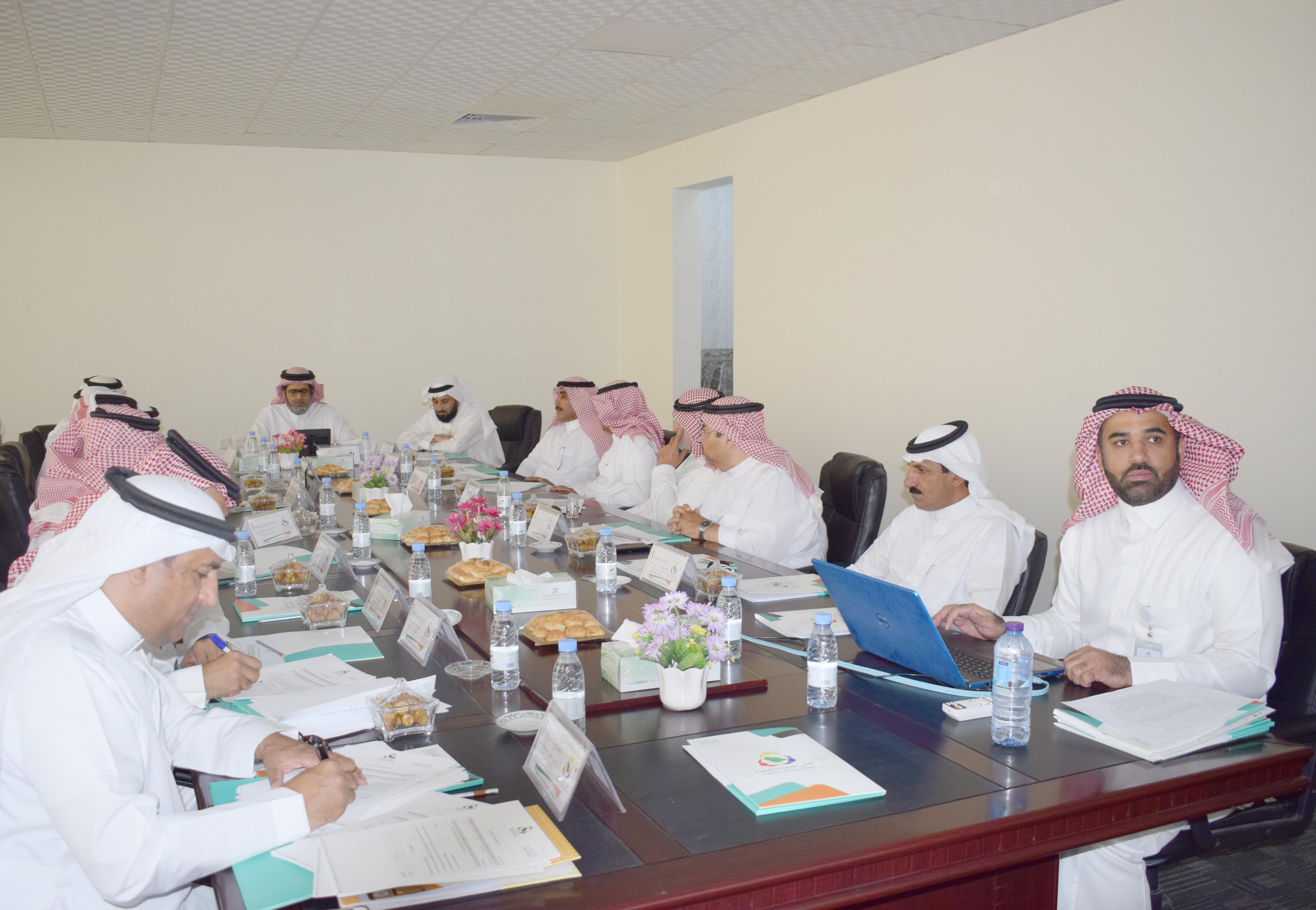 مجلس الإدارة يعقد اجتماعه (الخامس)