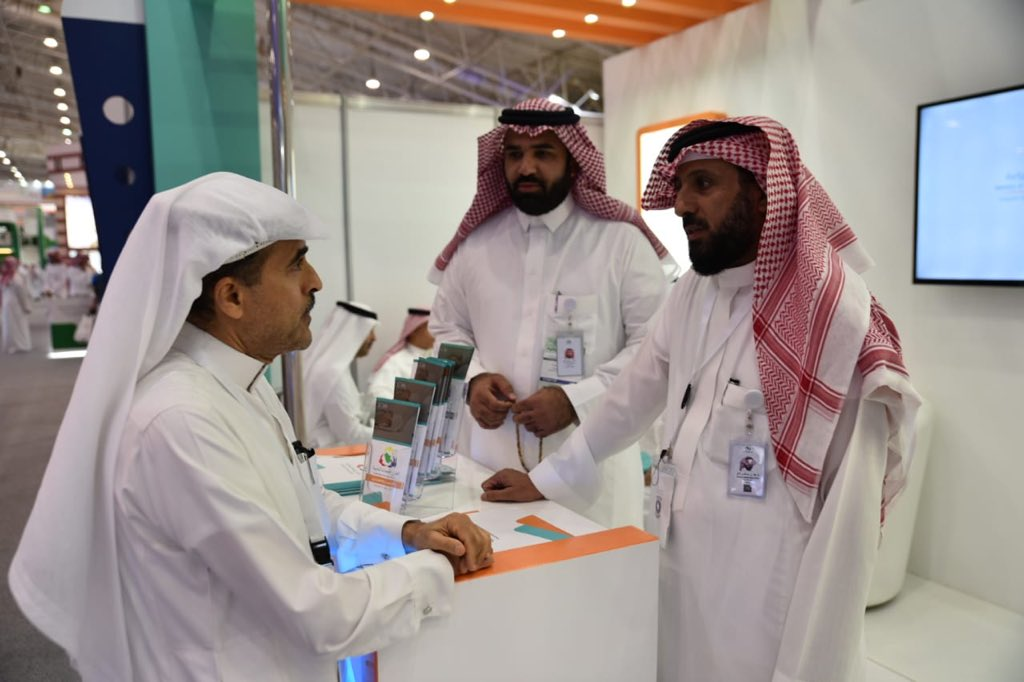 """""""المجلس"""" يشارك في المعرض الزراعي السعودي"""