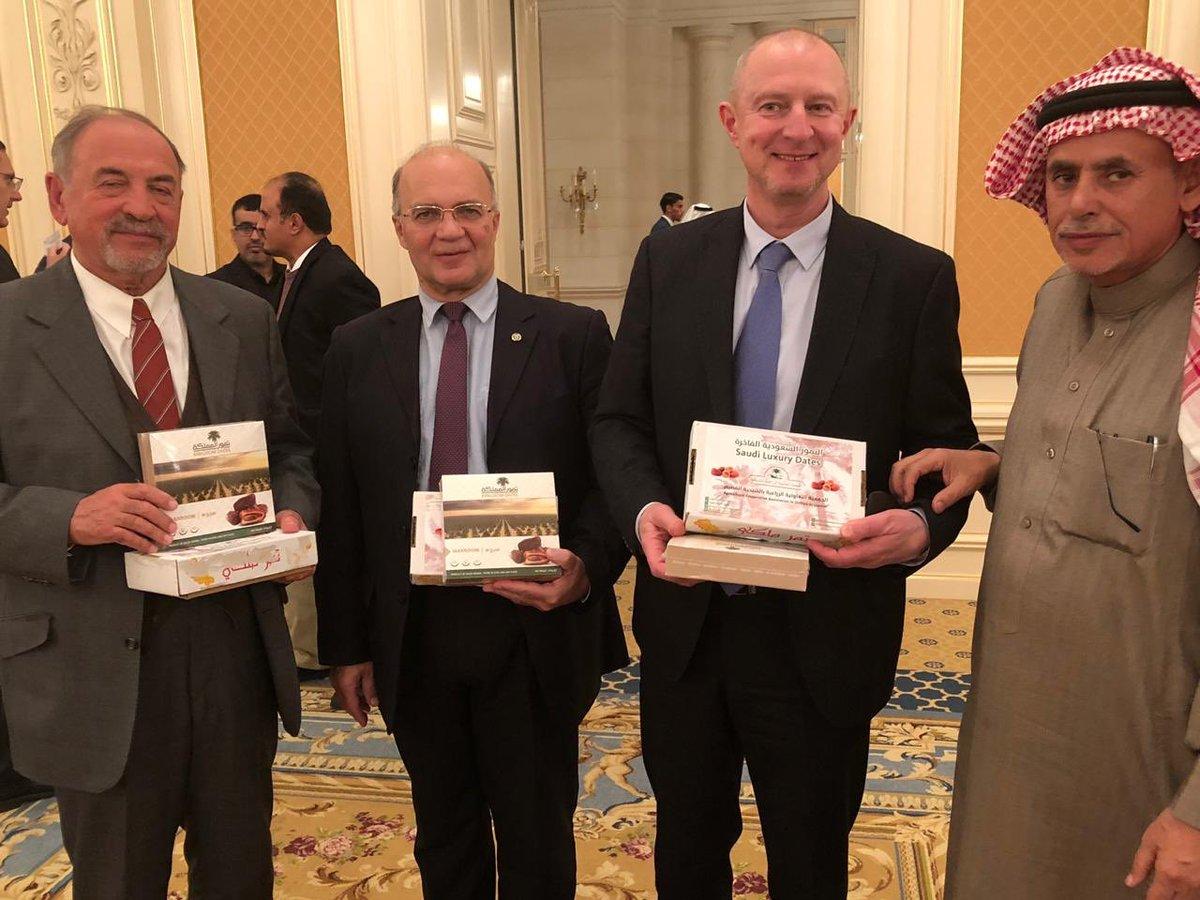 """""""تعاونية الشيحية"""" تشارك وفد رجال الأعمال السعودي الأوكراني"""