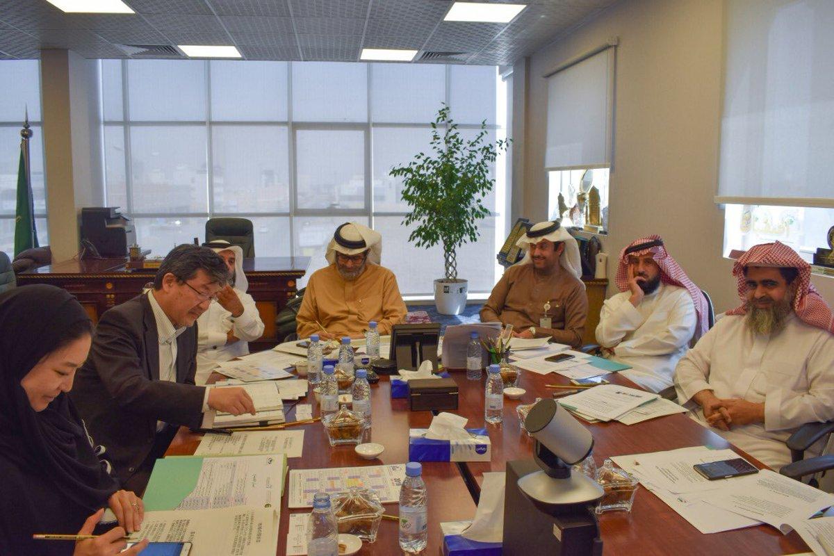 المجلس يجتمع بوكالة جايكا لبحث سبل التعاون المشترك