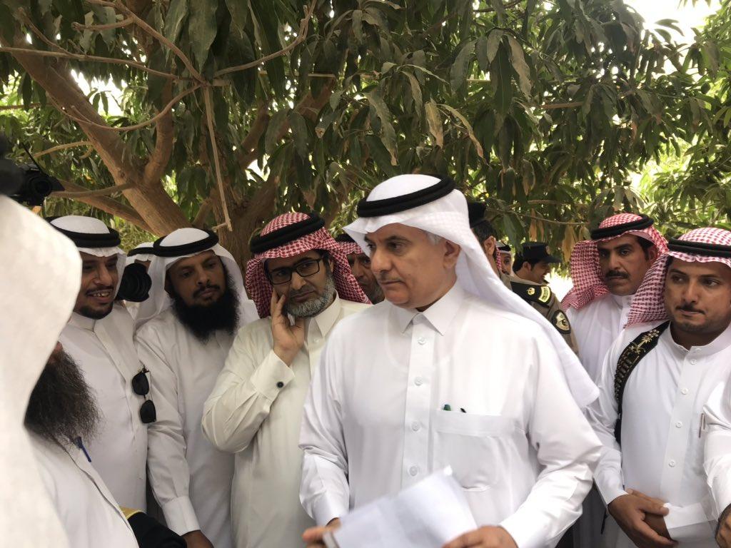 """وزير """"الزراعة"""" يدشن المرحلة الأولى من مبادرة تأهيل المدرجات الزراعية  وحصاد الأمطار جنوب غرب المملكة"""