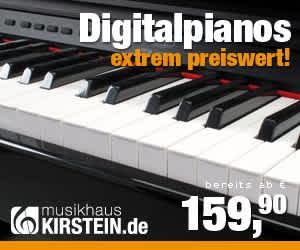 Werbung Musikhaus Kirstein*