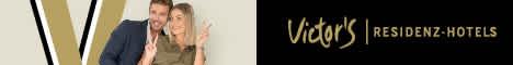 Banner: Victor's Residenz-Hotels