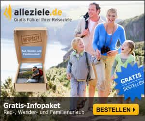Infopaket (Rad, Wandern, Familie)
