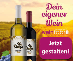 Weinfabrik - Dein eigener Wein