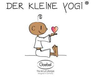 Der kleine Yogi im Goebel Onlineshop
