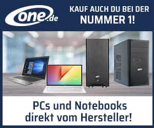 Office PCs und Notebooks direkt vom Hersteller