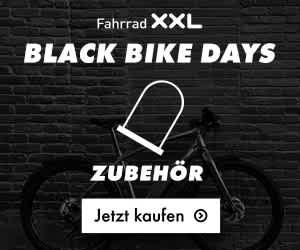 Black Bike Days Fahrradzubehör 300 x 250 2020