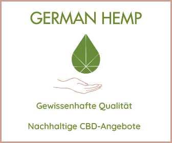 German Hemp - Nachhaltige CBD Produkte