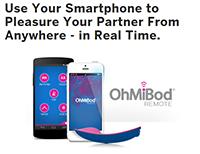 OhMiBod BlueMotion Launch