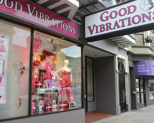 About Good Vibrations