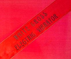 White Cross (detail)
