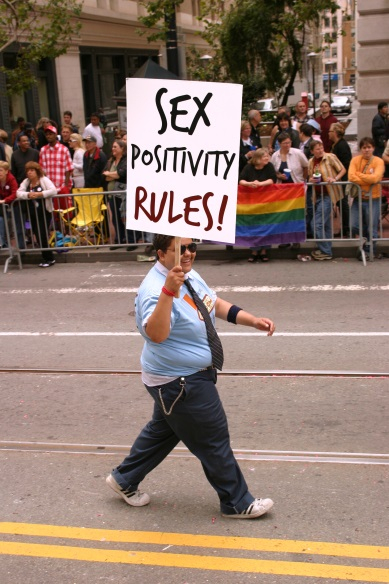 Andy at Pride 2005