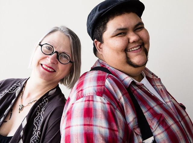 Carol Queen & Educator Andy