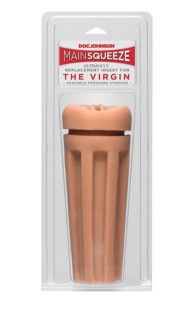 Main Squeeze Virgin Pussy Insert