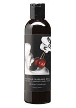 Edible Massage Oil - Cherry 8 oz.