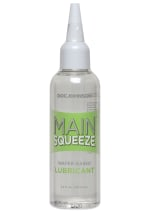 Main Squeeze™ Water-Based Lubricant 3.4 fl. oz.