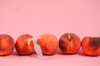 Flip that Peach! 🍑